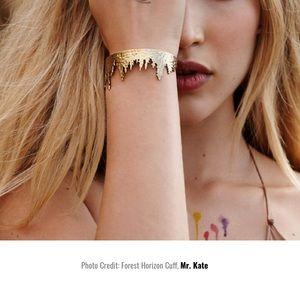 🖤Mr.Kate Forest horizon cuff